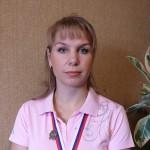 Лясконова (Прикутина) Елена  МСМК